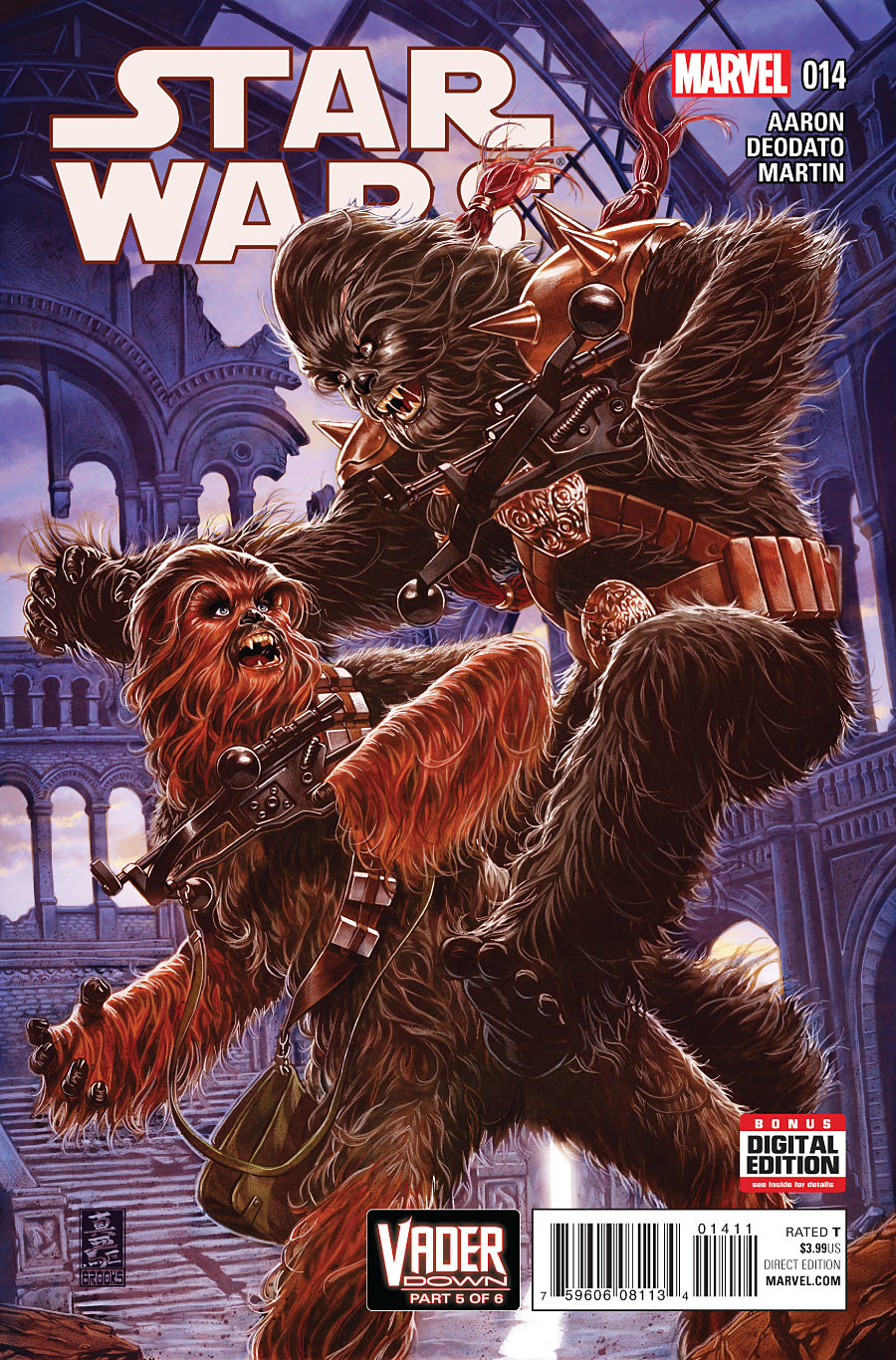 Star Wars #14: Vader Down, Part 5 (06.01.2016)