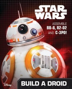 Star Wars: The Force Awakens Droid Construction Book (18.12.2015)