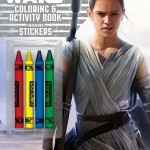 Star Wars: The Force Awakens: Ready for Battle - Coloring & Activity Book (04.09.2015)