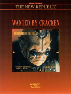 Wanted By Cracken (Juni 1993)