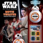 Star Wars: The Force Awakens: Movie Theater Storybook & BB-8 Projector (30.08.2016)
