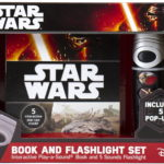 Star Wars Book and Flashlight Set (15.01.2016)