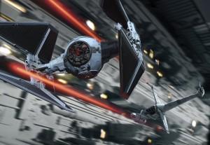 Eine Szene aus <em>Blade Squadron, Part 2</em>