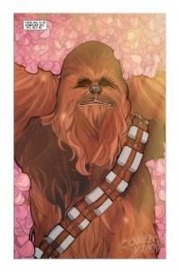 Chewbacca #1 Vorschauseite 3