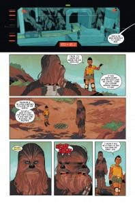 Chewbacca #2 Vorschauseite 2