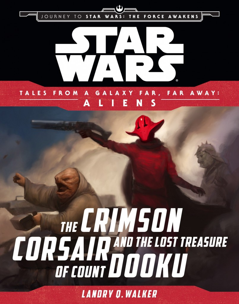 The Crimson Corsair and the Lost Treasure of Count Dooku (30.11.2015)