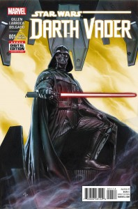 Darth Vader #1 (5th Printing) (11.11.2015)