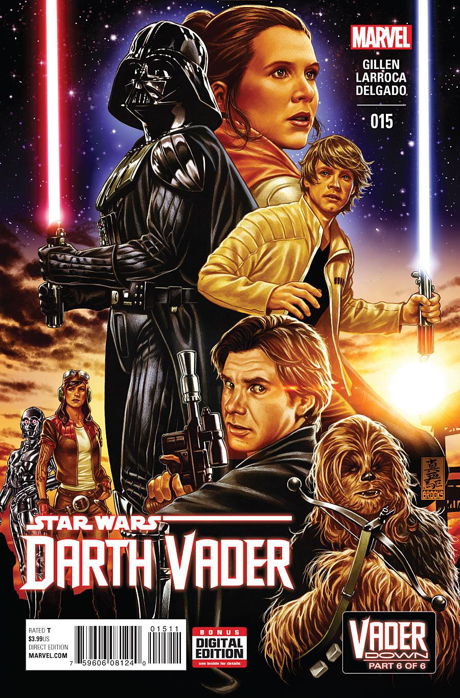 Darth Vader #15: Vader Down, Part 6 (06.01.2016)