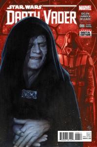 Darth Vader #6 (2nd Printing) (11.11.2015)