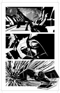 Mike Deodatos Vader Down-Zeichnungen - Bild 2
