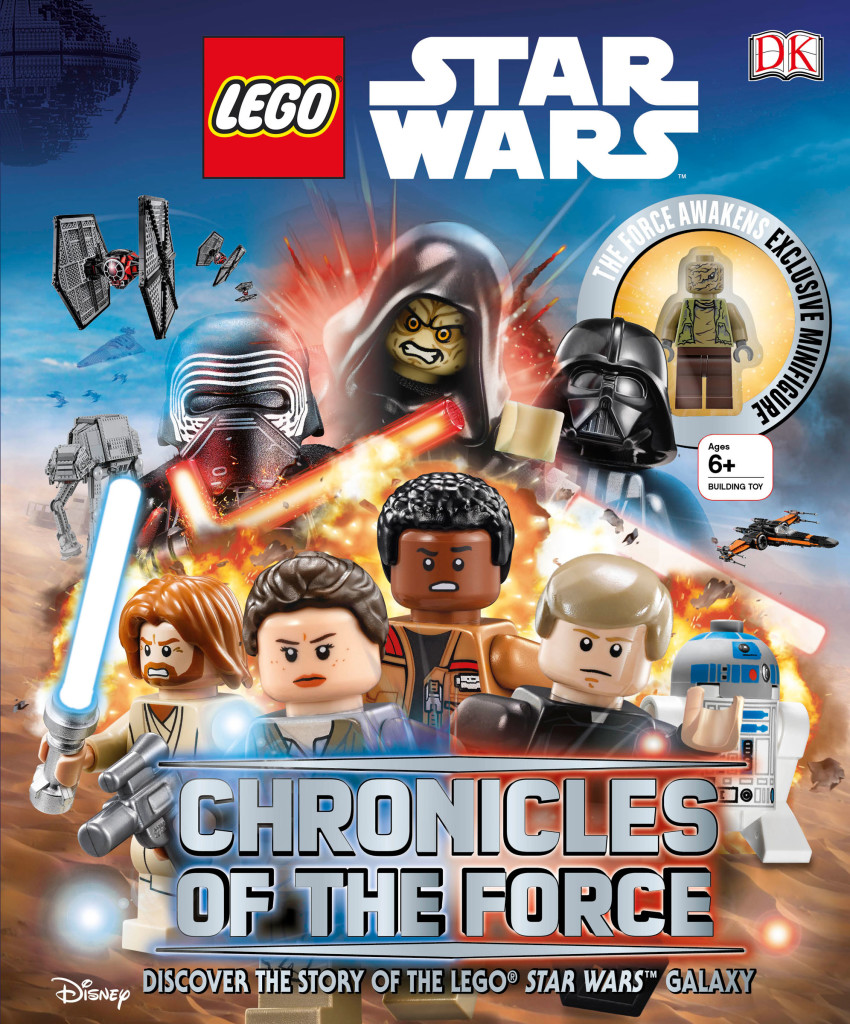 LEGO Star Wars: Chronicles of the Force (07.06.2016)