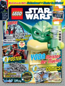LEGO Star Wars Magazin #5 (30.10.2015)