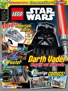 LEGO Star Wars Magazin #4 - Cover(02.10.2015)