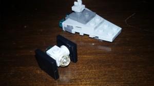 LEGO Star Wars Magazin #4 - Sternenzerstörer / TIE-Jäger - Modelle