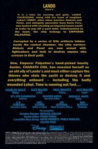 Lando #5 Vorschauseite 1