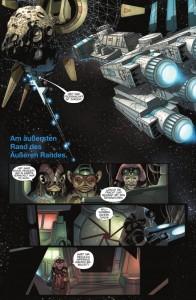 Star Wars #4 Vorschauseite 1