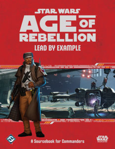Age of Rebellion: Lead by Example (04.02.2016)