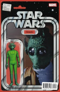 Star Wars #12 (Action Figure Variant Cover) (18.11.2015)