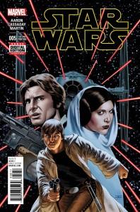 Star Wars #5 (2nd Printing) (04.11.2015)