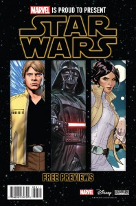 Star Wars Movie Sampler #1 (09.12.2015)