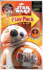 Star Wars: The Force Awakens: Join the Resistance - Play Pack (Oktober 2015)