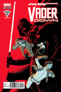 Vader Down #1 (Kris Anka Fried Pie Variantcover) (18.11.2015)