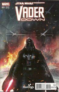 Vader Down #1 (Aleksi Briclot Hastings Variant Cover) (18.11.2015)