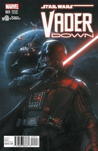 Vader Down #1 (Gabriele Dell'Otto Yesteryear Comics Variant Cover) (18.11.2015)