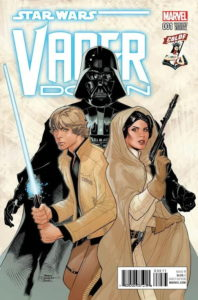 Vader Down #1 (Terry Dodson CBLDF Variant Cover) (18.11.2015)