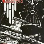 Vader Down #1 (Francesco Francavilla GameStop Sketch Variant Cover) (18.11.2015)