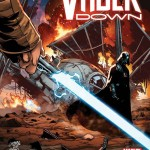 Vader Down #1 (Pepe Larraz Comicave/Asia Pop Comic-Con Variant Cover) (03.12.2015)