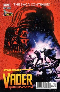 Vader Down #1 (Mike Mayhew Wizard World Comic Con Box Variant Cover) (18.11.2015)