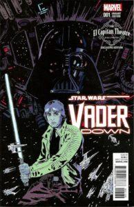 Vader Down #1 (Michael Walsh El Capitan Theatre Variantcover) (18.11.2015)