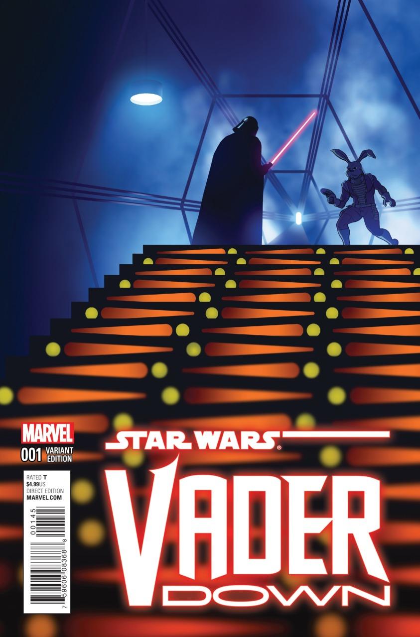 "Vader Down #1 (Chip Zdarsky ""Jaxxon"" Variant Cover) (18.11.2015)"