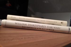 Die deutsche Ausgabe ist etwas größer.