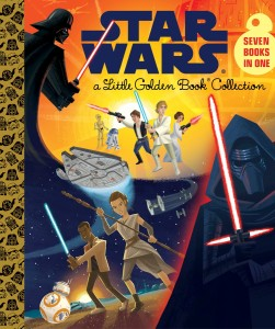 Star Wars Little Golden Book Collection (26.07.2016)