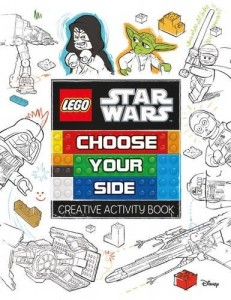 LEGO Star Wars: Choose Your Side Doodle Activity Book (02.06.2016)