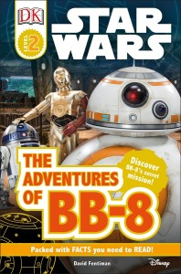 The Adventures of BB-8 (DK Readers Level 2) (07.06.2016)