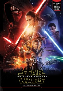 Star Wars: The Force Awakens - A Junior Novel (Deluxe Edition) (16.02.2016)