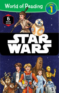 World of Reading Star Wars Boxed Set (Level 1) (30.08.2016)