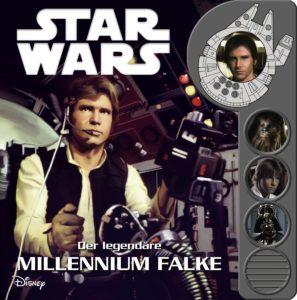 Der legendäre Millennium Falke (16.09.2016)