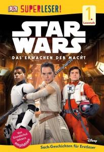 Star Wars: Das Erwachen der Macht (SUPERLESER! Stufe 1) (25.01.2016)