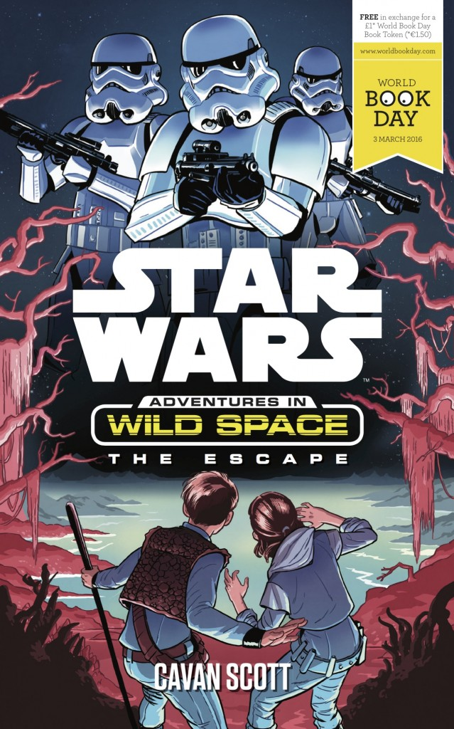 Adventures in Wild Space: The Escape (25.02.2016)