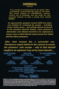 Chewbacca #3 - Vorschauseite 1
