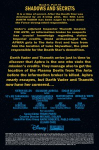 Darth Vader #12 - Vorschauseite 1