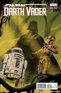 Darth Vader #15 (Francesco Francavilla Variant Cover) (06.01.2016)