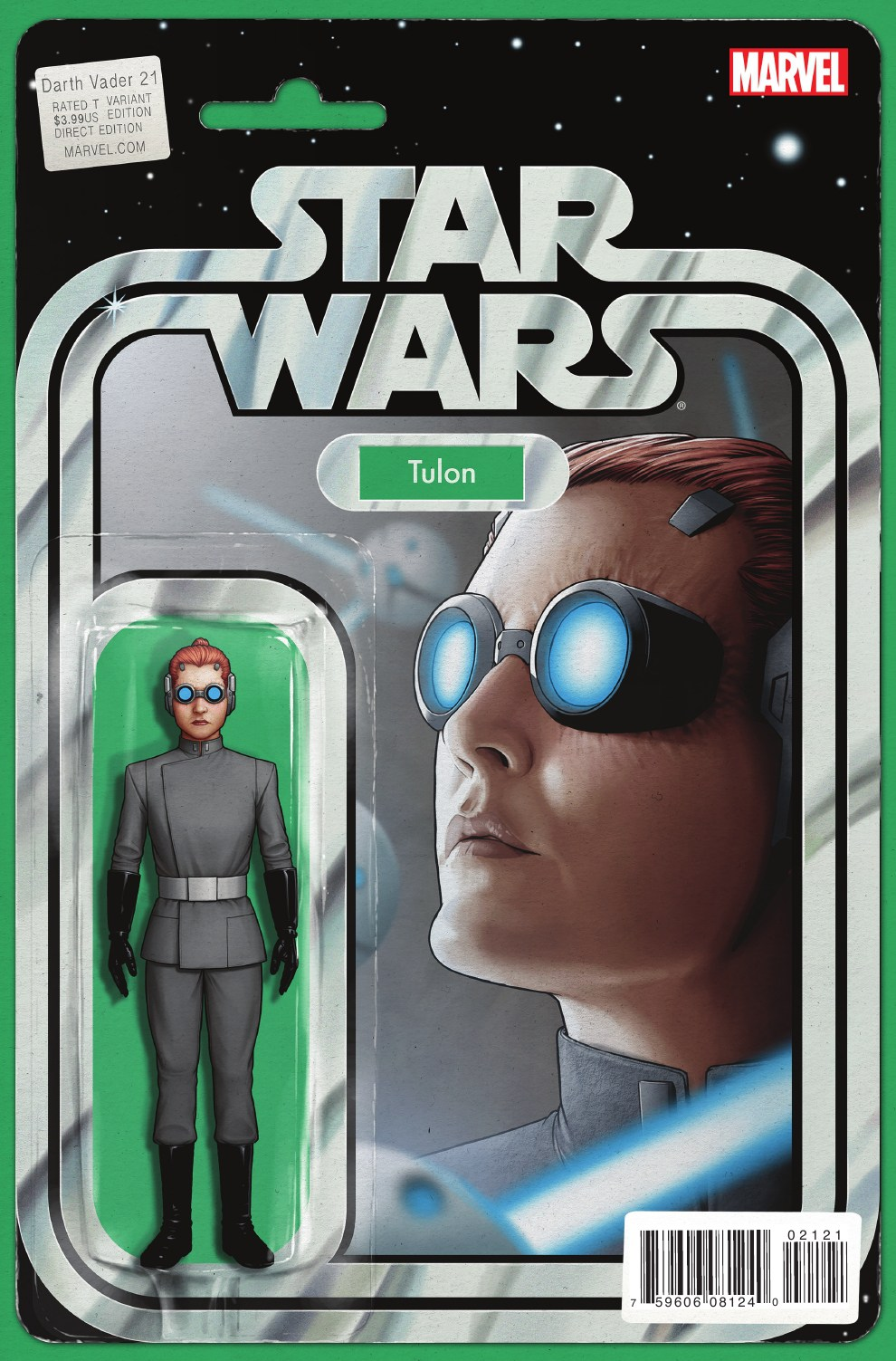 Darth Vader #21 (Action Figure Variant Cover) (08.06.2016)