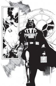 Darth Vader Annual #1 - Vorschauseite 1