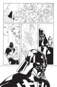 Darth Vader Annual #1 - Vorschauseite 2