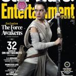 Rey auf dem Cover der EW